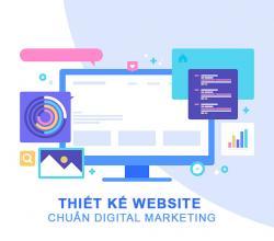 Gia tăng lợi nhuận bằng thiết kế website chuẩn Marketing