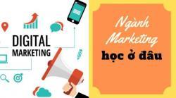 """Ngành marketing học trường nào tốt nhất? Top 4 trường """"chất nhất"""""""