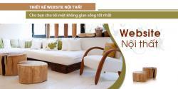 Thiết kế website nội thất