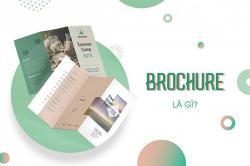 Brochure là gì? Khái niệm tổng quát A-Z về Brochure