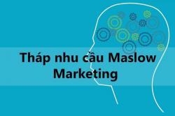 Ứng dụng tháp nhu cầu Maslow trong marketing và bí quyết để thành công