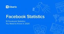 9 chỉ số thống kê Facebook quan trọng cho marketer năm 2020