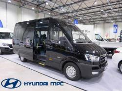 Hyundai Solati - Xe khách 16 chỗ thoải mái nhất phân khúc