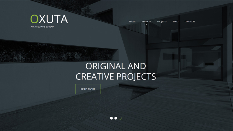 Architecture-Website-Design