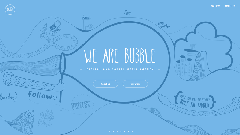 Follow-Bubble
